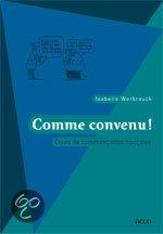 book-image-Comme convenu! Cours de communication française